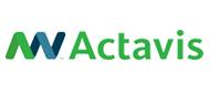 Clean Cut Media Client Actavis Logo