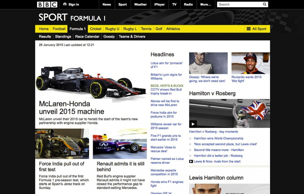 Video Production from Clean Cut Media Client BBC Formula One