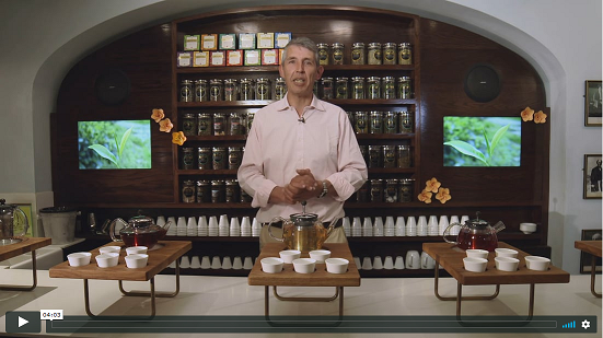 Corporate Video Induction History of Twinings