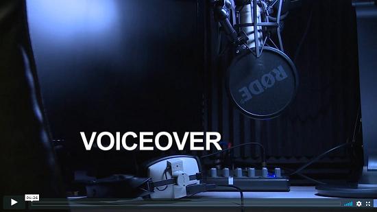 Voiceover Recording Facility