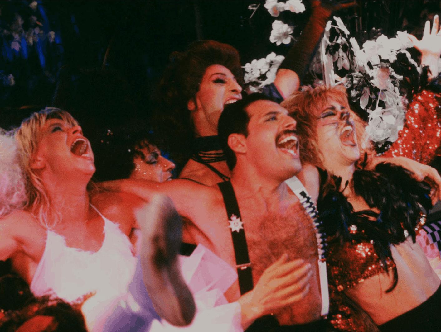 Freddie Mercury Birthday Party