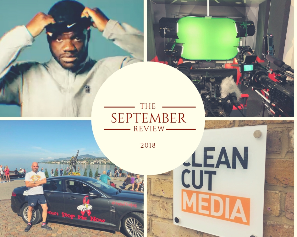 September at Clean Cut Media