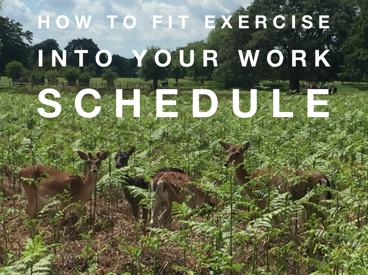 Exercise-and-work